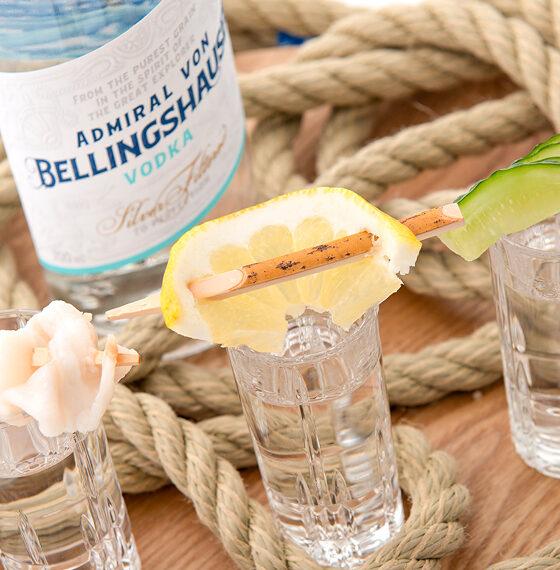 Bellingshausen Shot & Lemon